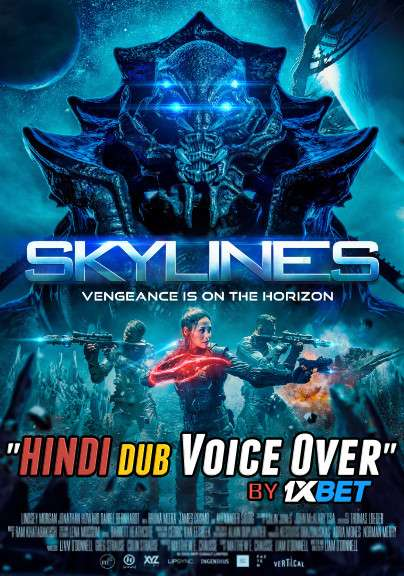 Skylines (2020) WebRip 720p Dual Audio [Hindi Dubbed (Unofficial VO) + English] [Full Movie]