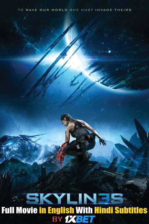 Download Skylines (2020) WebRip 720p Full Movie [In English] With Hindi Subtitles FREE on 1XCinema.com & KatMovieHD.io