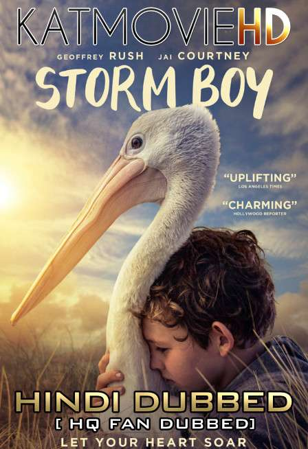 Storm Boy (2019) Hindi (HQ Fan Dub) + English (ORG) [Dual Audio] BluRay 1080p 720p 480p [1XBET]