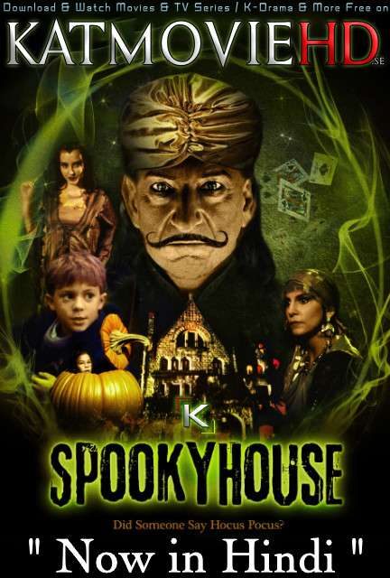Spooky House (2002) BRRip 720p & 480p | Dual Audio [Hindi Dubbed (ORG) + English] | Full Movie