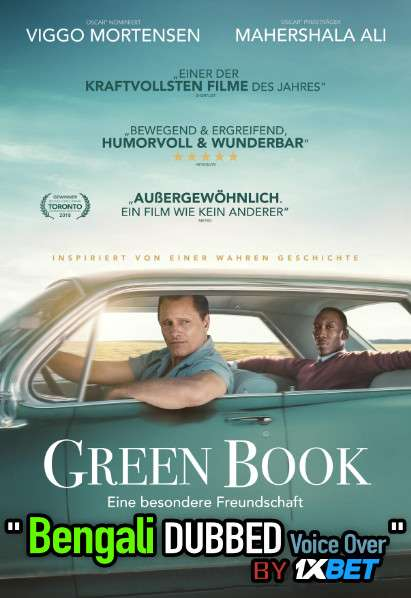 Green Book (2018) Bengali Dubbed (Voice Over) BluRay 720p [Full Movie] 1XBET