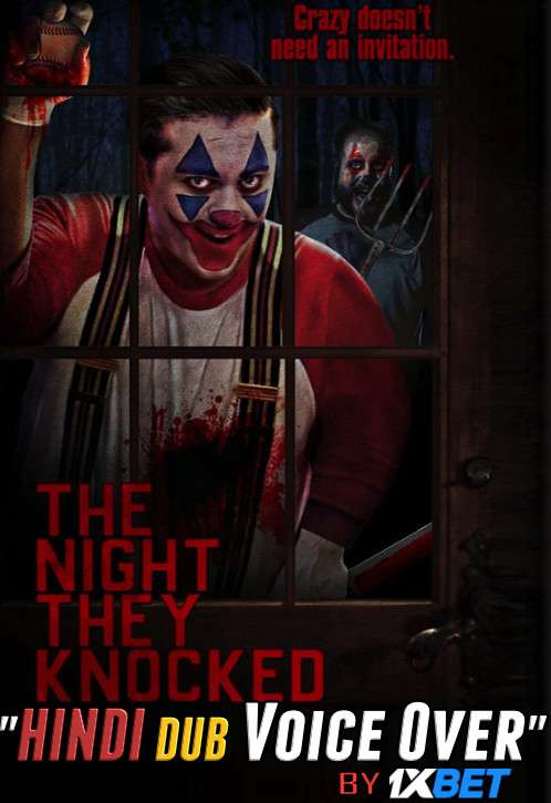 The Night They Knocked (2019) WebRip 720p Dual Audio [Hindi (Voice Over) Dubbed + English] [Full Movie]