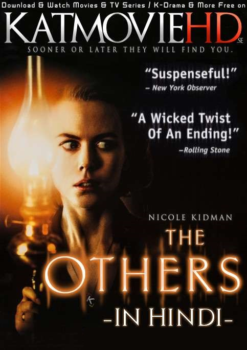 The Others (2001) Dual Audio [Hindi ORG + English] BluRay 1080p 720p 480p x264 [HD]