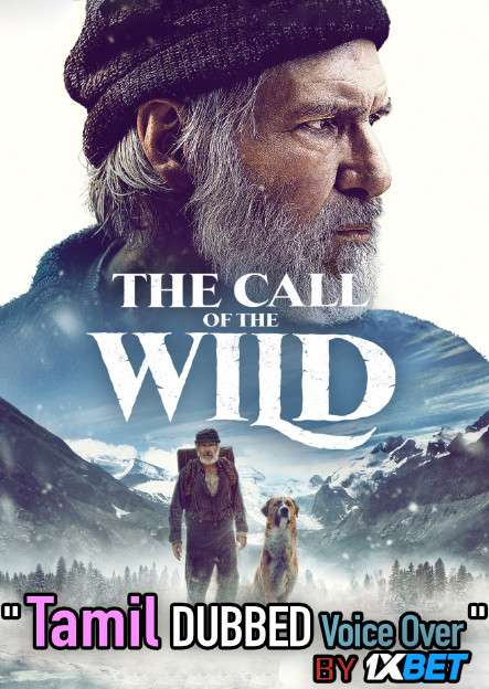 The Call of the Wild (2020) Tamil Dubbed (Voice Over) & English [Dual Audio] BDRip 720p [1XBET]