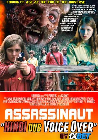 Assassinaut (2019) BluRay 720p Dual Audio [Hindi (Voice Over) Dubbed + English] [Full Movie]