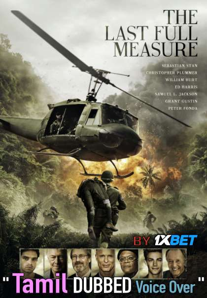 The Last Full Measure (2019) Tamil Dubbed (Voice Over) & English [Dual Audio] BDRip 720p [1XBET]