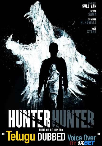 Hunter Hunter (2020) Telugu Dubbed (Voice Over) & English [Dual Audio] WebRip 720p [1XBET]