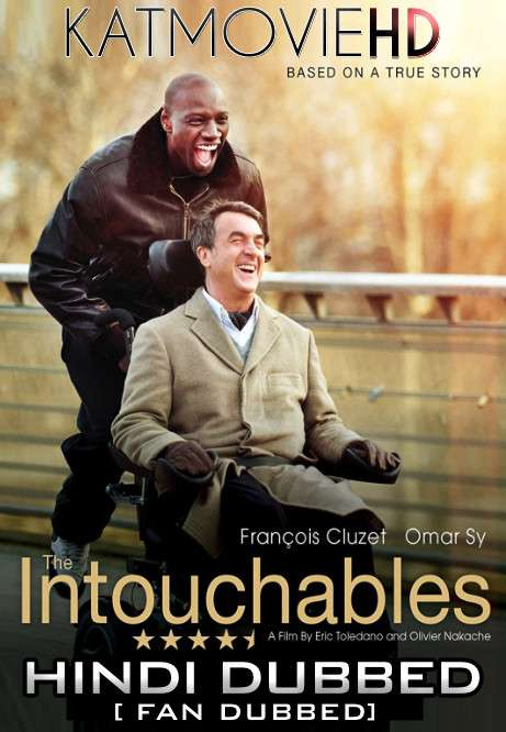 Intouchables (2011) Hindi (Fan Dub) + French [Dual Audio] BluRay 1080p 720p 480p [With Ads !]