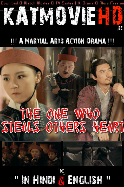 The One Who Steals Others Heart (2018) WEBRip 720p & 480p Dual Audio [Hindi Dub – English] x264 Full Movie