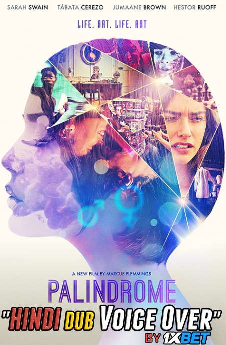 Palindrome (2020) WebRip 720p Dual Audio [Hindi (Voice Over) Dubbed + English] [Full Movie]