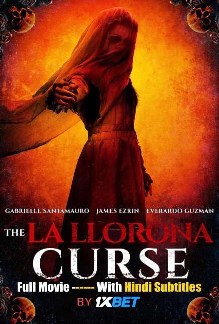 Download The La Llorona Curse (2019) WebRip 720p Full Movie [In English] With Hindi Subtitles FREE on 1XCinema.com & KatMovieHD.io