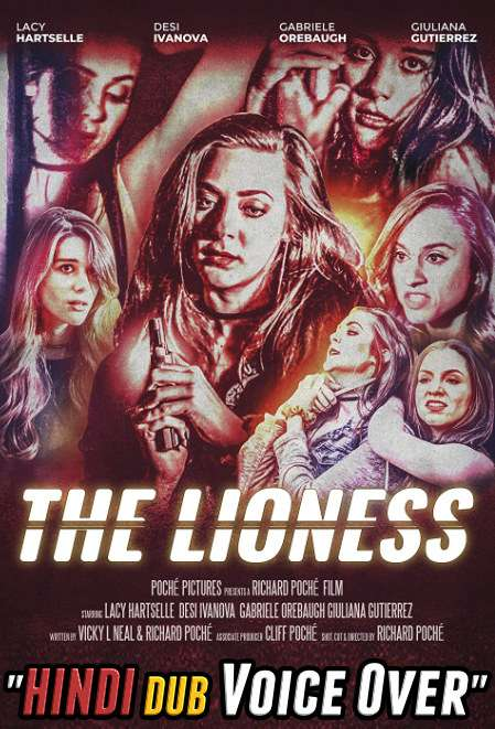 The Lioness (2019) Hindi Dubbed (Voice Over) + English [Dual Audio] WEBRip 720p [HD]