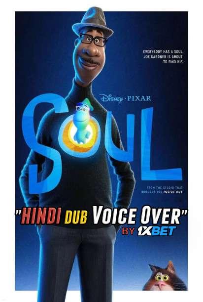 Soul (2020) WebRip 720p Dual Audio [Hindi (Voice Over) Dubbed + English] [Full Movie]