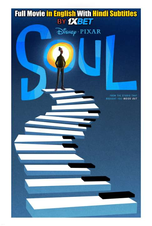 Soul (2020) WebRip 720p Full Movie [In English] With Hindi Subtitles