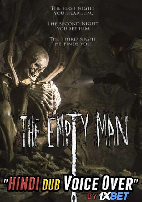 The Empty Man (2020) Hindi (Voice Over) Dubbed + English [Dual Audio] WebRip 720p [1XBET]