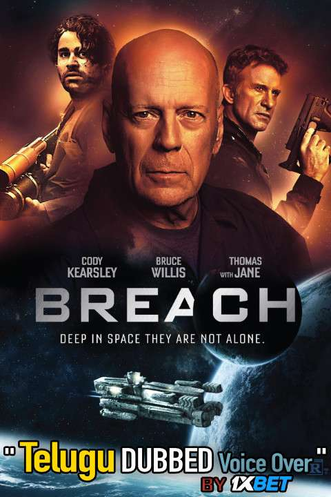 Breach (2020) Telugu Dubbed (Voice Over) & English [Dual Audio] WebRip 720p [1XBET]