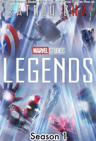 Marvel Studios: Legends S01 (2021) [In English] Web-DL 480p 720p 1080p  (HEVC & x264) [2 Episodes ] [Clip-Show Series]