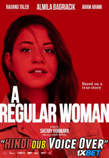 A Regular Woman (2019) WebRip 720p Dual Audio [Hindi (Voice Over) Dubbed + German] [Full Movie]