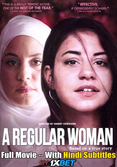 A Regular Woman (2019) Full Movie [In German] With Hindi Subtitles | WebRip 720p [1XBET]