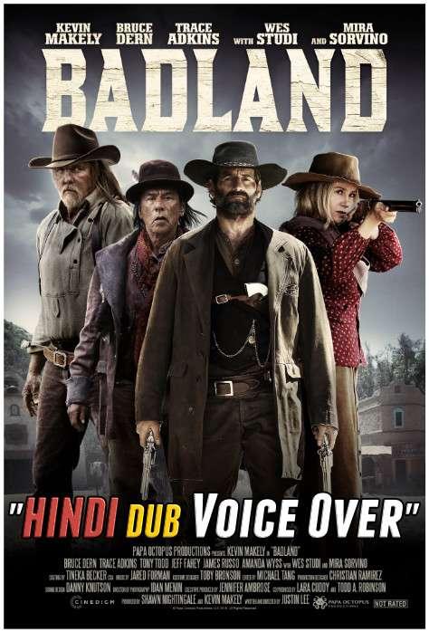 Badland (2019) Hindi (Voice Over) Dubbed + English [Dual Audio] BDRip 720p [Full Movie]