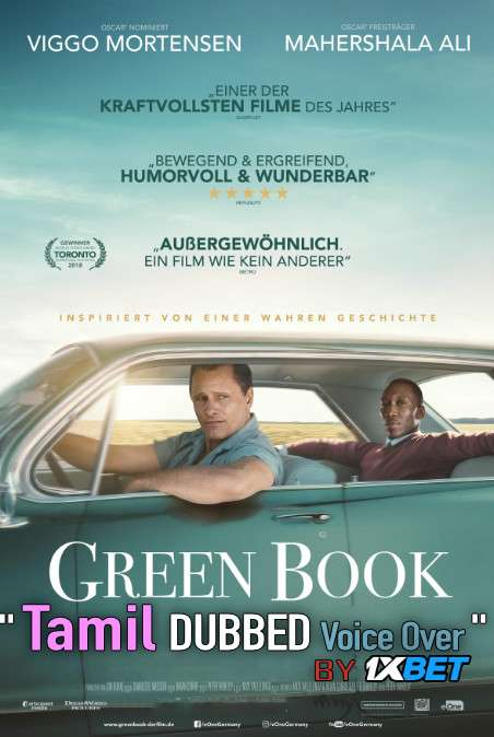 Green Book (2018) Tamil Dubbed (Voice Over) & English [Dual Audio] BDRip 720p [1XBET]