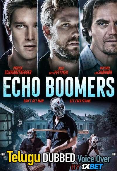 Echo Boomers (2020) Telugu Dubbed (Voice Over) & English [Dual Audio] WebRip 720p [1XBET]