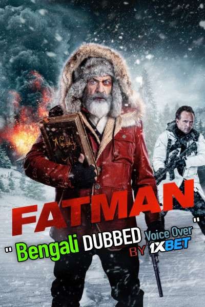 Fatman (2020) Bengali Dubbed (Voice Over) WEBRip 720p [Full Movie] 1XBET