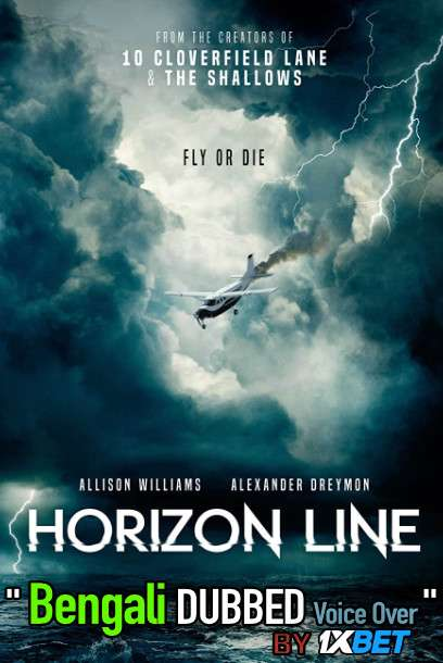 Horizon Line (2020) Bengali Dubbed (Voice Over) WEBRip 720p [Full Movie] 1XBET
