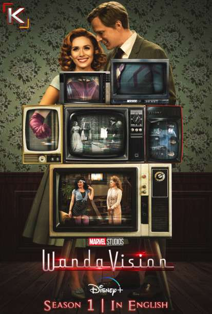 WandaVision (Season 1) Web-DL  1080p 720p 480p [In English] x264 ESubs | [S01 Episode 8 Added]
