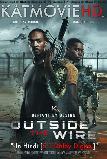 Outside the Wire (2021) Hindi (DD 5.1) [Dual Audio] Web-DL 1080p 720p 480p [x264 & HEVC] | Netflix Movie