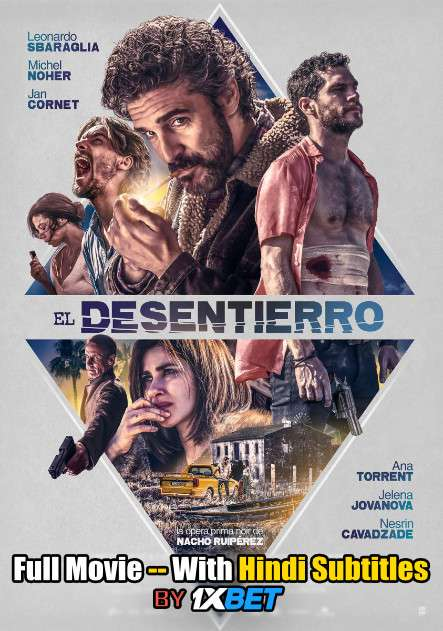 The Uncovering (2018) BluRay 720p Full Movie [In Spanish] With Hindi Subtitles