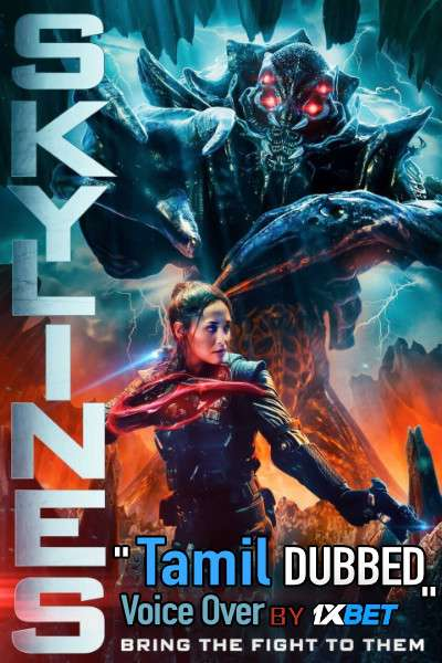 Skylines (2020) Tamil Dubbed (Voice Over) & English [Dual Audio] WebRip 720p [1XBET]