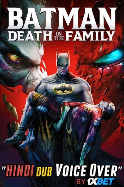 Batman: Death in the Family (2020) BDRip 720p Dual Audio [Hindi (Voice Over) Dubbed + English] [Full Movie]