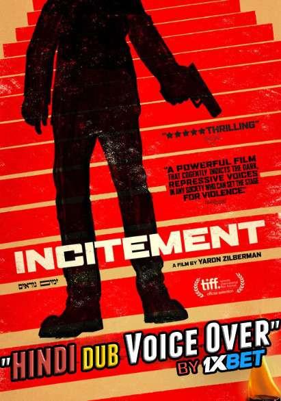 Incitement (2019) WebRip 720p Dual Audio [Hindi (Voice Over) Dubbed + Hebrew] [Full Movie]