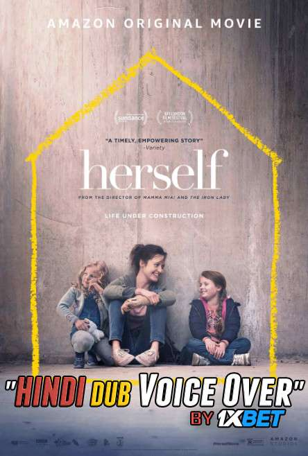 Herself (2020) WebRip 720p Dual Audio [Hindi (Voice Over) Dubbed + English] [Full Movie]