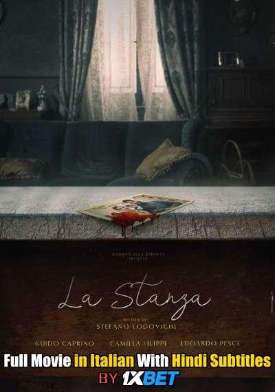 La stanza (2021) WebRip 720p Full Movie [In Italian] With Hindi Subtitles