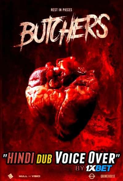 Butchers 2021 Dual Audio Hindi 300MB HDRip 480p Free Download