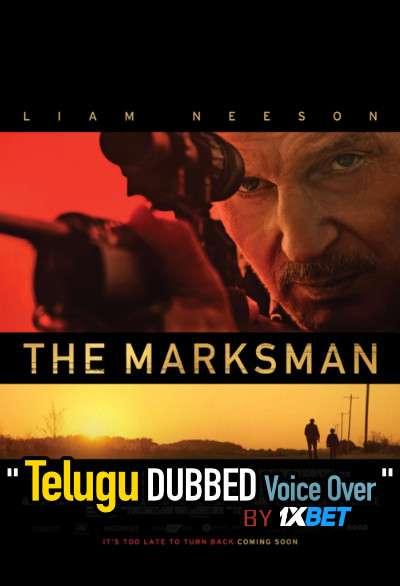 The Marksman (2020) Telugu Dubbed (Voice Over) & English [Dual Audio] HDCAM 720p [1XBET]