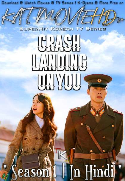 Crash Landing on You (Season 1) [Hindi Dubbed (ORG) + Korean] Dual Audio | WEB-DL 1080p 720p 480p [NF KDrama Series]