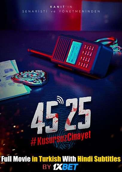 45 25 Perfect Murder (2019) WebRip 720p Full Movie [In Turkish] With Hindi Subtitles