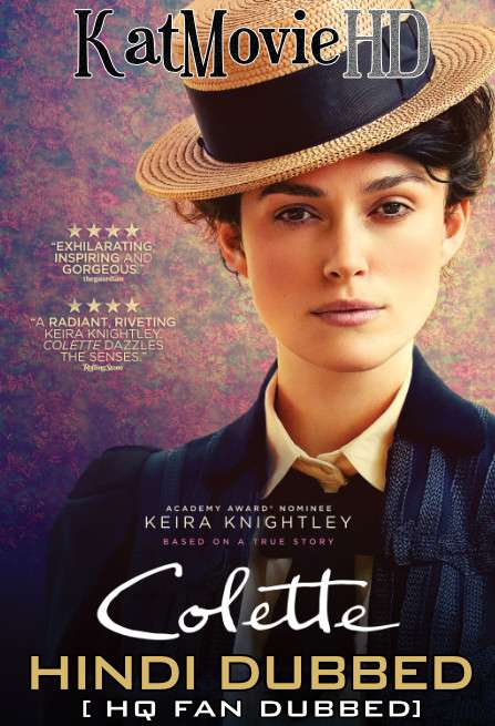 Colette (2018) Hindi (Fan Dub) + English (ORG) [Dual Audio] BluRay 1080p 720p 480p [1XBET]