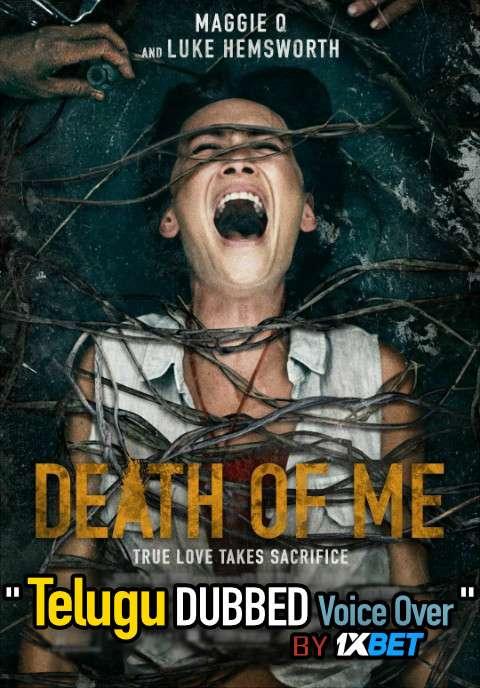 Death of Me (2020) Telugu Dubbed (Voice Over) & English [Dual Audio] WebRip 720p [1XBET]