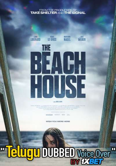 The Beach House (2019) Telugu Dubbed (Voice Over) & English [Dual Audio] BDRip 720p [1XBET]