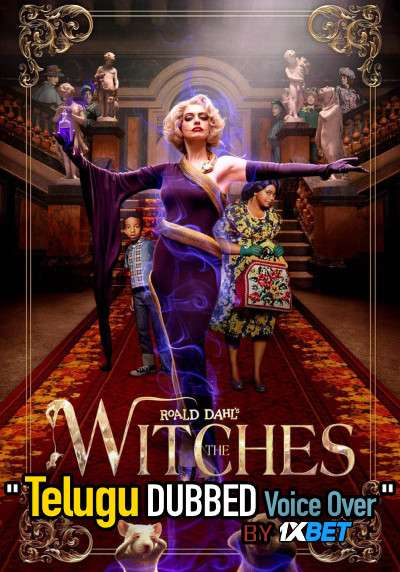 The Witches (2020) Telugu Dubbed (Voice Over) & English [Dual Audio] WebRip 720p [1XBET]