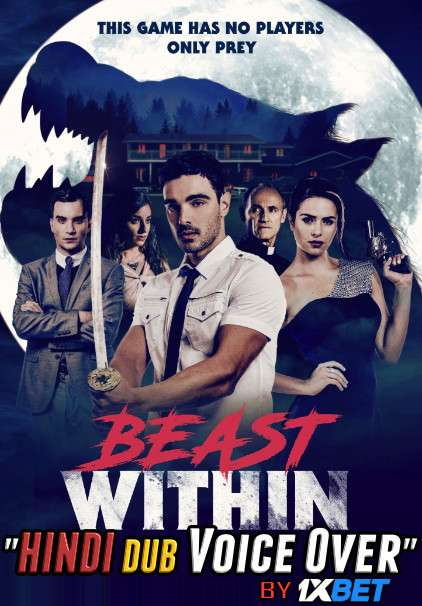 Beast Within (2019) Dual Audio 720p WebRip [Hindi + English] Full Movie