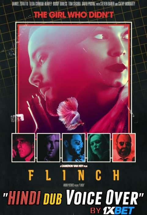 Flinch (2021) HDCAM 720p Dual Audio [Hindi (Voice Over) Dubbed + English] [Full Movie]