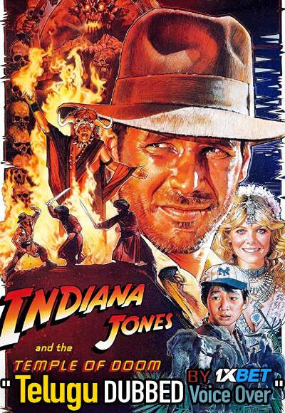 Indiana Jones and the Temple of Doom (1984) Telugu Dubbed (Voice Over) BDRip 720p [1XBET]