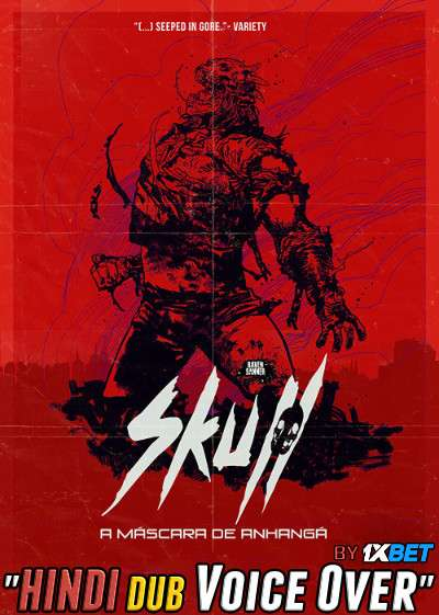 Skull: The Mask (2020) WebRip 720p Dual Audio [Hindi (Voice Over) Dubbed + German] [Full Movie]