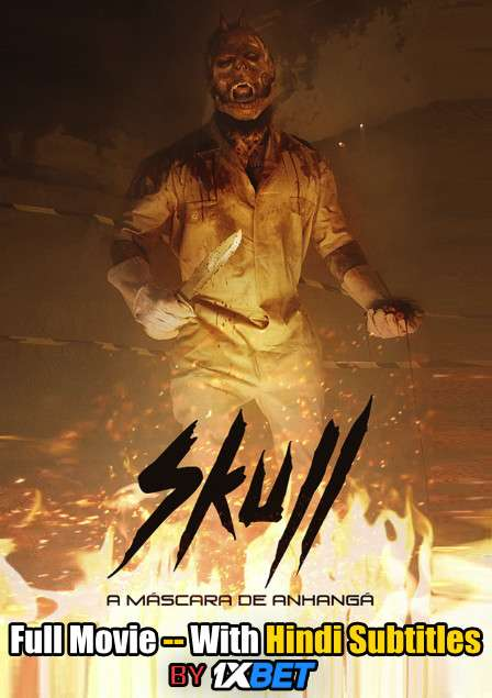 Skull: The Mask (2020) WebRip 720p Full Movie [In German] With Hindi Subtitles