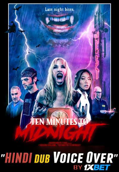 Ten Minutes to Midnight (2020) WebRip 720p Dual Audio [Hindi (Voice Over) Dubbed + English] [Full Movie]